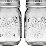 These Aesthetically-Pleasing Mason Jars