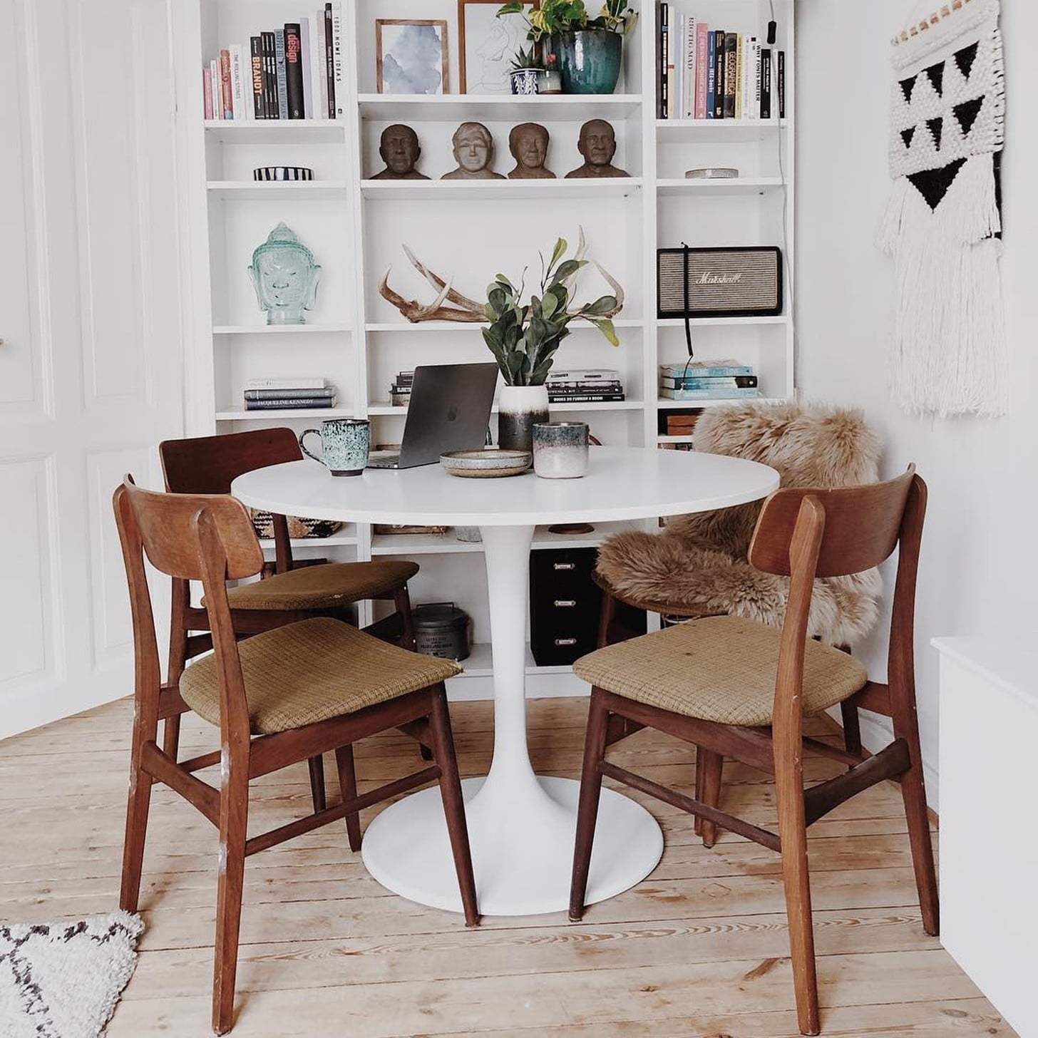 How To Style The Ikea Billy Bookcase Popsugar Home