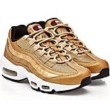Nike 95 Metallic Gold Sneakers