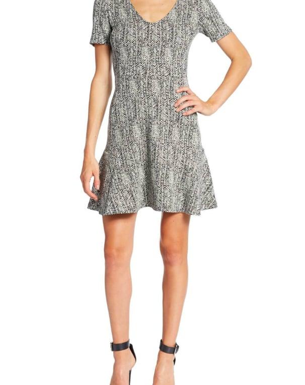 Theory Nikay V. Parcel Dress (£90)