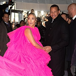 Jennifer Lopez and Alex Rodriguez at Second Act Premiere 2018