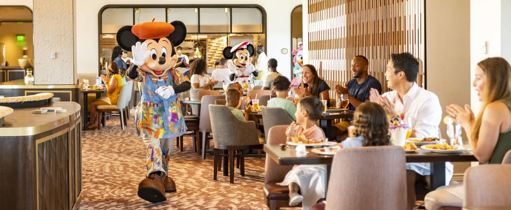 Food For Kids and Family at Disney World