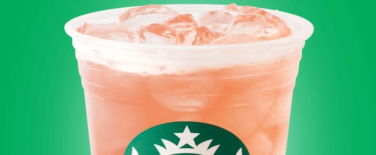 Starbucks Teavana-Flavored Tea Lemonades