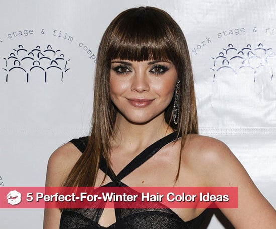 Hair Color Ideas For Winter 2010
