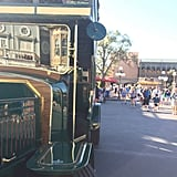 You Can Ride in the Main Street, USA Vehicles