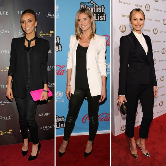 Creative Ways to Wear a Pantsuit