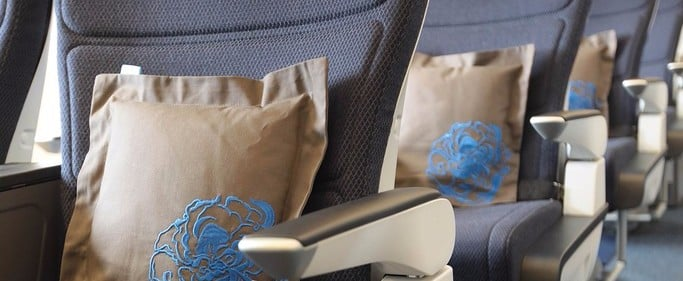 Why It's Worth Upgrading Your Plane Ticket to Premium Economy