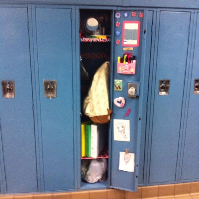 First Day Locker