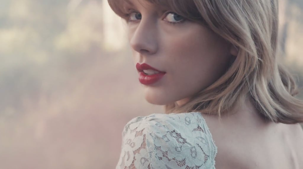 "Taylor Swift's ""Style"" Video Is Full of Romantic White Dresses"