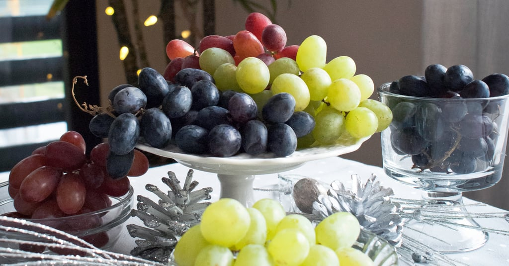 Latin American New Year's Grape Tradition