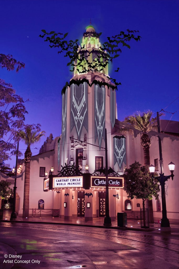Swarms of Bats Will Fly Around Carthay Circle's Bell Tower