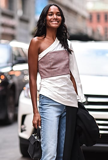 How to Wear Your Going-Out Top During the Day