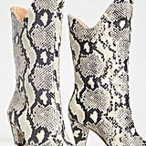 Jagger Pinnacle Snake Boots