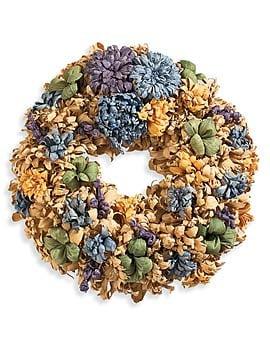 Corn Husk Wreath ($34.95)