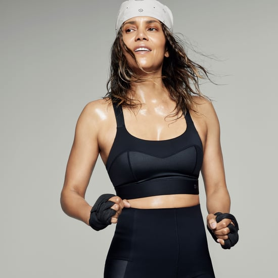 Halle Berry Sweaty Betty Collection