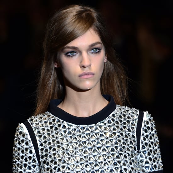 Pat McGrath For Gucci at Fall 2014 Milan Fashion Week
