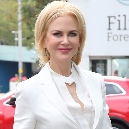 Nicole Kidman Out in London October 2016