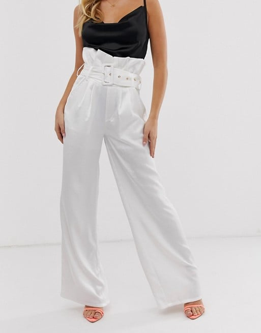 4th + Reckless Paper Bag Buckle Pants