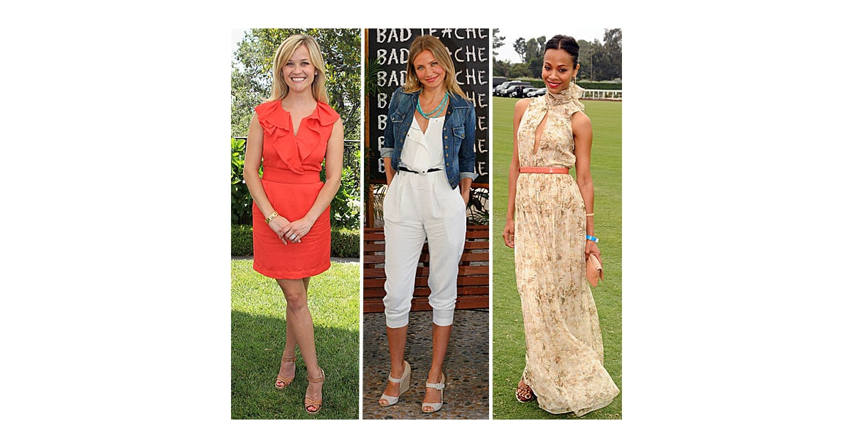 Celebrity Fashion Quiz July 16 2011 Popsugar Fashion