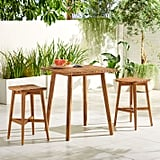 West Elm Acadia Outdoor Bar Table