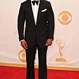 LL Cool J attended the Emmys.