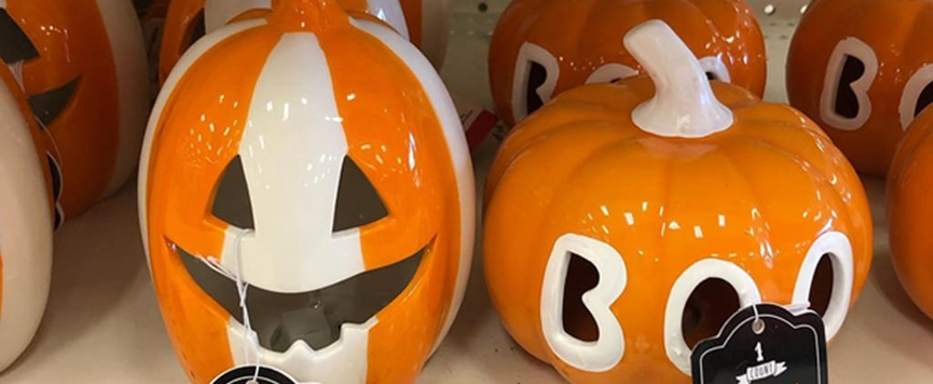 Target's Light-Up Candy-Corn Jack-o'-Lanterns Are Only $3