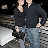 Chef Giada del Laurentiis and Chef Takashi Yagihashi.