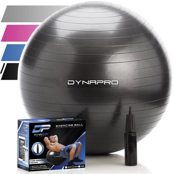 Dynapro Exercise Ball Cheap Fitness Gifts On Amazon