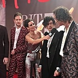 Laura Jackson and The 1975