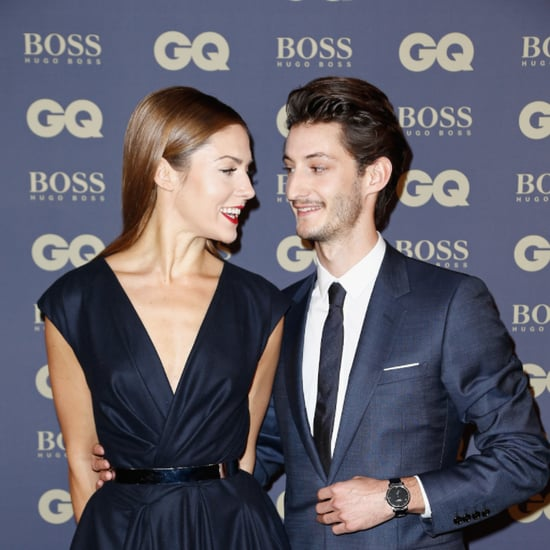 Photos de Pierre Niney et Natasha Andrews