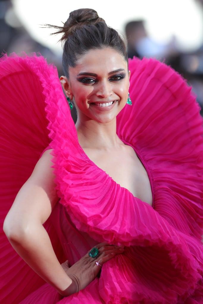 Deepika Padukone at the 71st Annual Cannes Film Festival