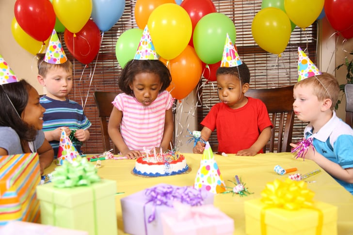The Not-So-Fun Side of Attending a Child's Birthday Party