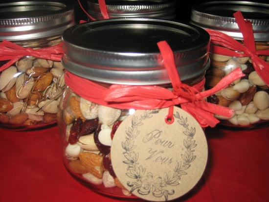 DIY Holiday Hostess Trail Mix