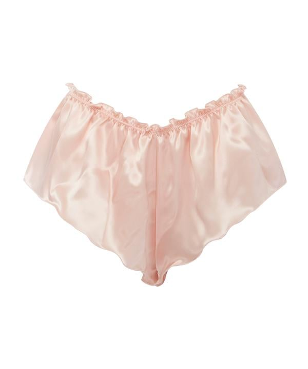 DESVALIDO CLASSIC SILK FRENCH KNICKERS