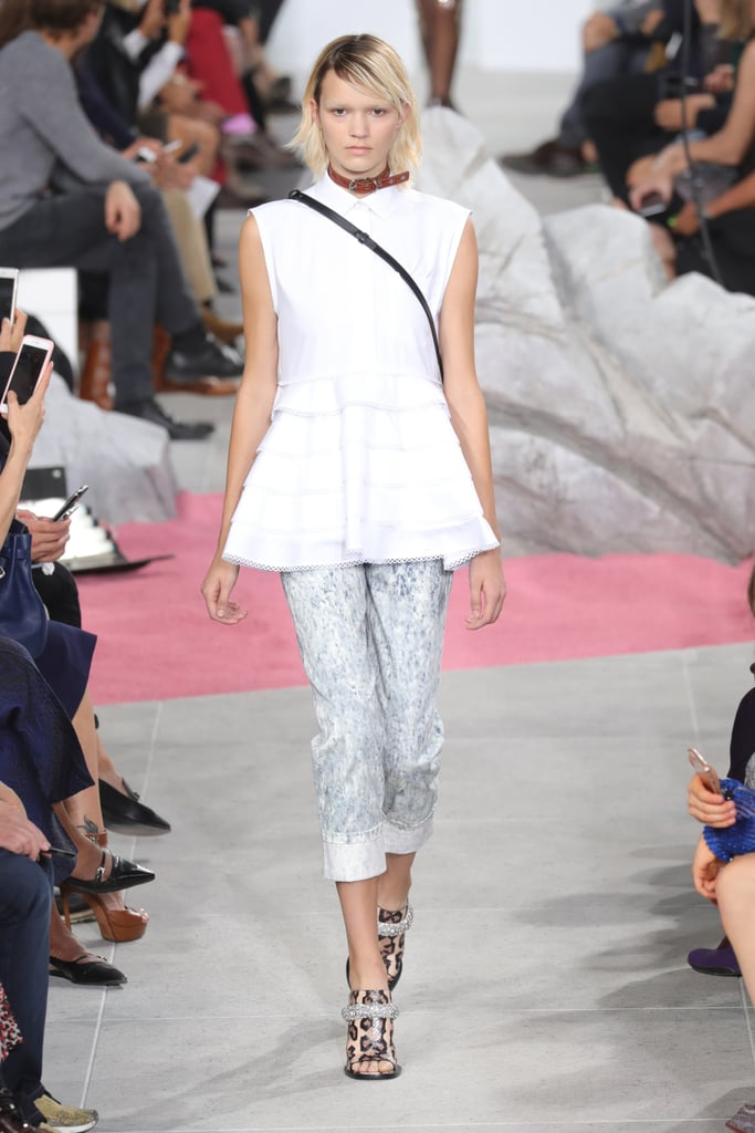 But Dior Isn't the Only Fashion House That's on Board — There's Also Carven