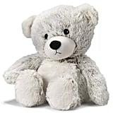 Intelex Warmies Plush — Marshmallow Bear