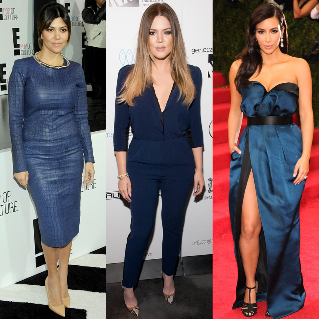 Fashion Family Feud Which Kardashian Sister Has The Best Style Popsugar Fashion Australia