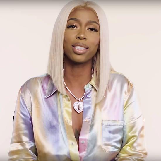 Kash Doll Sings Aaliyah in Song Association Video