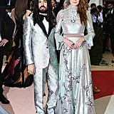 Alessandro Michele at the 2016 Met Gala