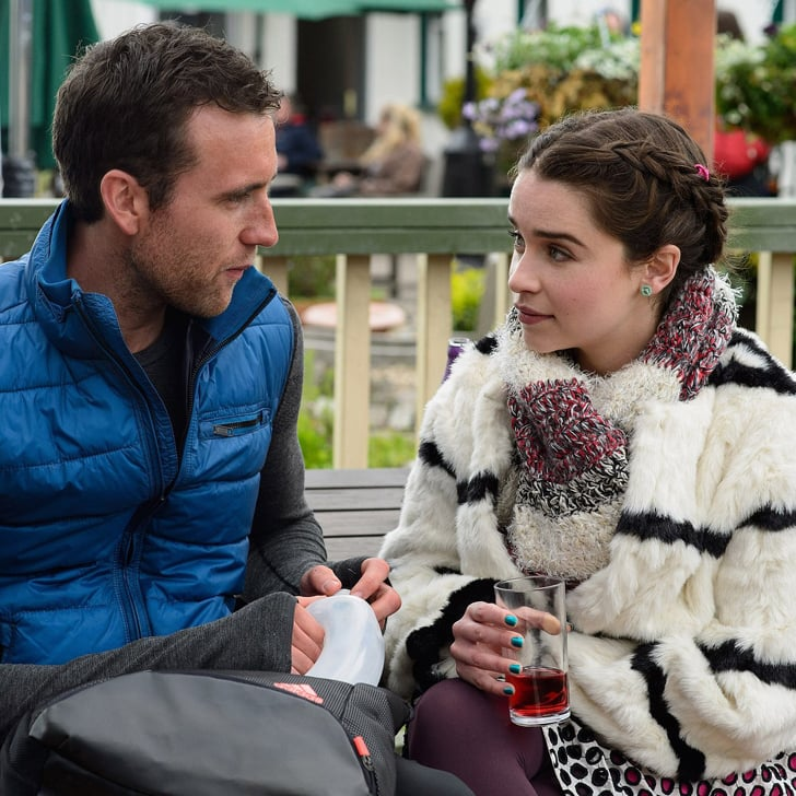 Me Before You Book And Movie Differences Popsugar Celebrity Australia