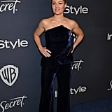 Erika Christensen at the 2020 Golden Globes Afterparty