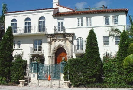 Fab Flash: Gianni Versace's Home Opens to Public