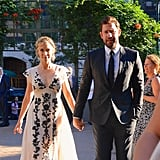 John Krasinski and Emily Blunt at Benefit Gala July 2018