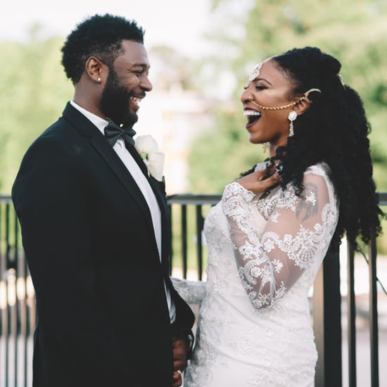 Modern West African Wedding