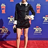 Aubrey Plaza at the 2019 MTV Movie and TV Awards