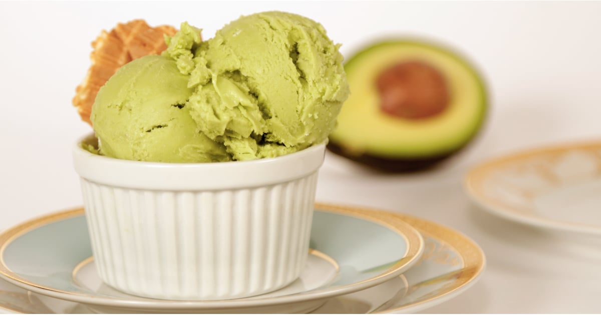 Image result for avocado ice cream