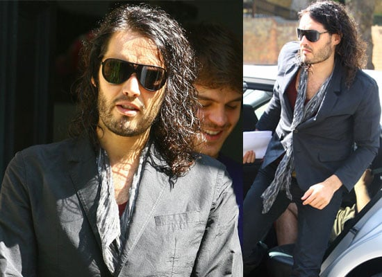 Russell Brand In London