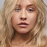 Christina Aguilera's No-Makeup Paper Magazine Cover 2018