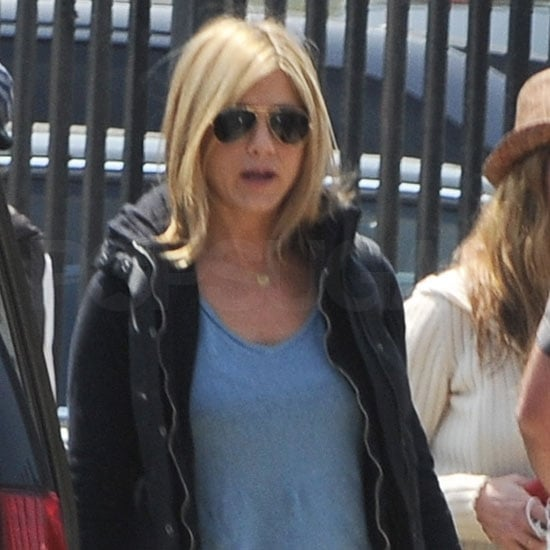 Jennifer Aniston Directing Project Five Pictures