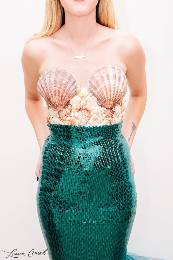 Lauren Conrad Mermaid Costume & Lauren Conrad Mermaid Costume | POPSUGAR Fashion